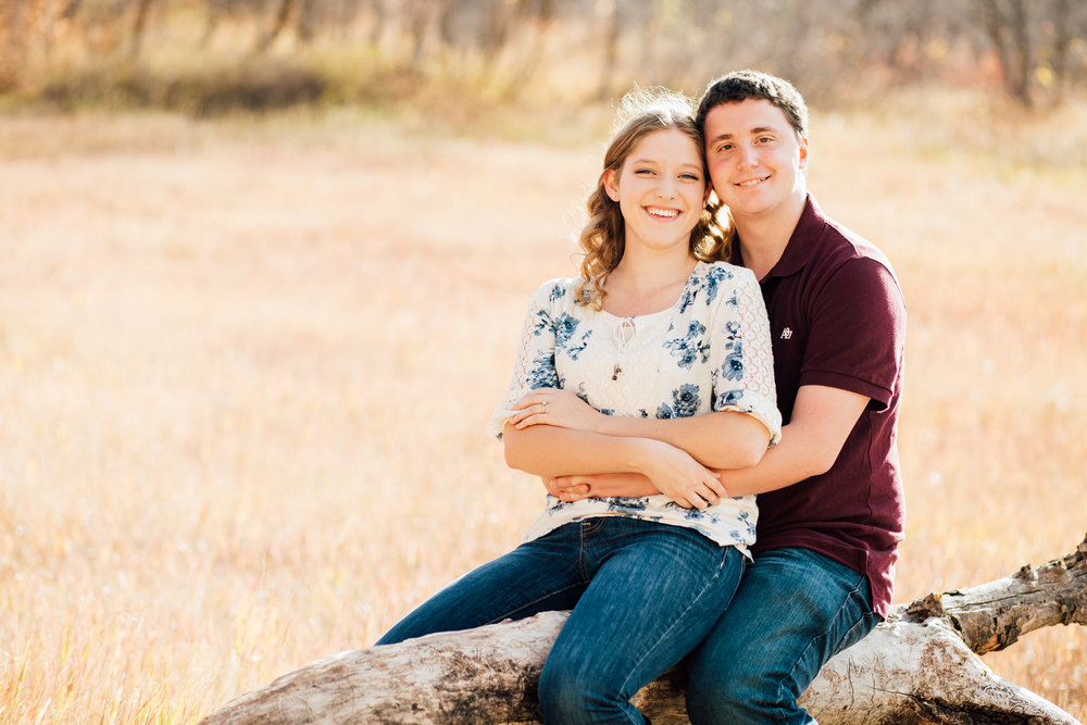 Utah Valley Engagement Photography